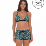 SUNSET PALM LAYLA BOARDSHORT 4 WAYS